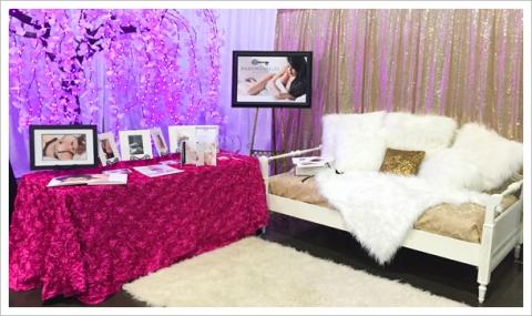 Mademoiselle's Boudoir Booth